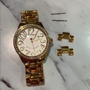 Betsy Johnson watch women's